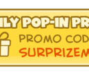 Daily Pop-In Prize