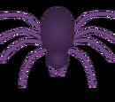 Purple Spiders (Early Poptropica Island)