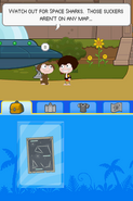 Poptropica Adventures space map