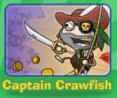 Captain Tiny Lobster