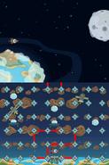Poptropica Adventures Astro-Knights maze