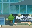 Poptropica Worldwide Headquarters