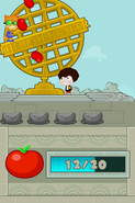 Poptropica Adventures Super Power catch