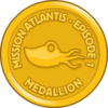 Mission Atlantis Episode 1 Medallion
