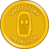 Ghost Story Medallion