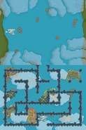 Poptropica Adventures Super Power maze