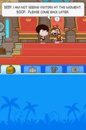 Poptropica Adventures king