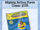 Mighty Action Force Comic 178