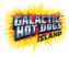 Galactic Hot Dogs Island logo transparent