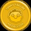 Timmy Failure Medallion