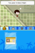 Poptropica Adventures subway