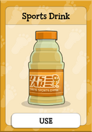 Sports-drink