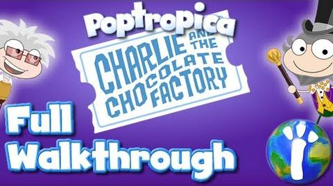★ Poptropica Charlie and The Chocolate Factory Full Walkthrough ★