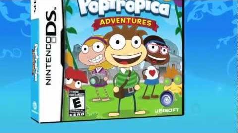 Poptropica Adventures DS Launch Trailer