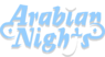 Arabian Nights Island logo transparent