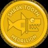 Shark Tooth Medallion