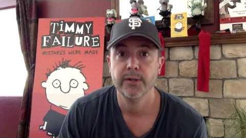 Poptropica A word from Stephan Pastis, the Author of Timmy Failure