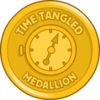 Time Tangled Medallion
