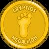 Cryptids Medallion