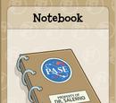 Notebook (Lunar Colony Island)