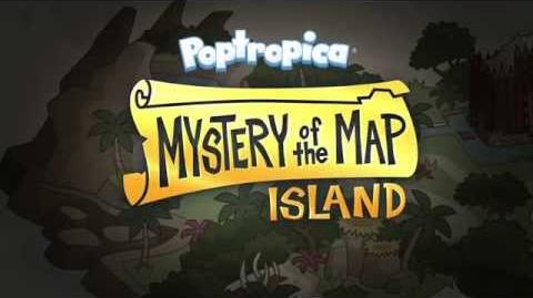 Poptropica Mystery of the Map Island
