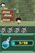 Poptropica Adventures Mythology catch