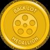 Back Lot Medallion