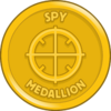 Spy Medallion