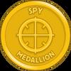Spy Medallion