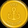 S.O.S Medallion