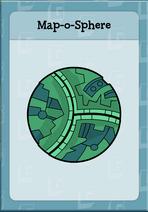 Map-o-Sphere