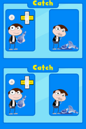 Poptropica Adventures catch instructions