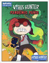 Pandemic panic cover