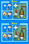 Poptropica Adventures race instructions