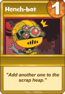 HenchBot