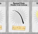 Five Sacred Items