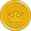 Game Show Medallion