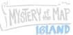 Mystery of the Map Island logo transparent