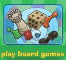 Rainy day board game choice