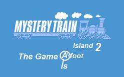 Mystery Train Island 2's Logo
