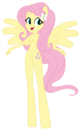 Anthro Fluttershy