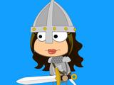 Girl Knight (Rachellyy)