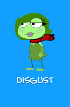 Inside Out Disgust