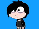 Goth Guy (Rachellyy)
