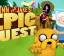 Adventure Time Epic Quest