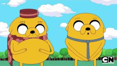 Adventure Time - Joshua and Margaret Investigations (Sneak Peek) 2