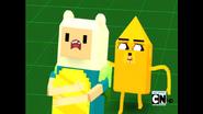 Cyfrowy Finn i Jake