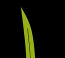 Miecz z trawy