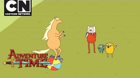 Adventure Time James Baxter Cartoon Network-0