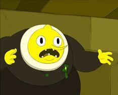 Creepy Lemongrab